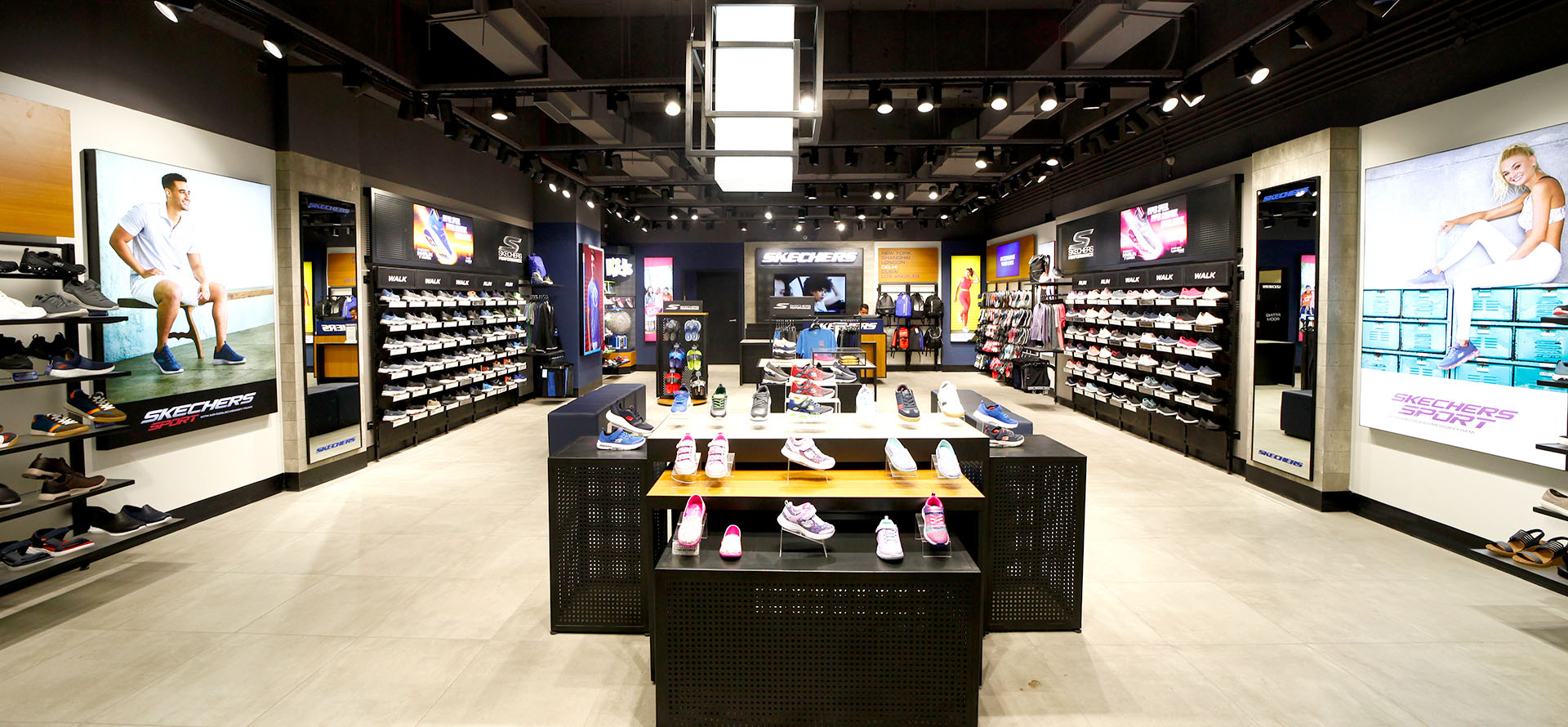 Skechers Showroom - Sports Shoes and